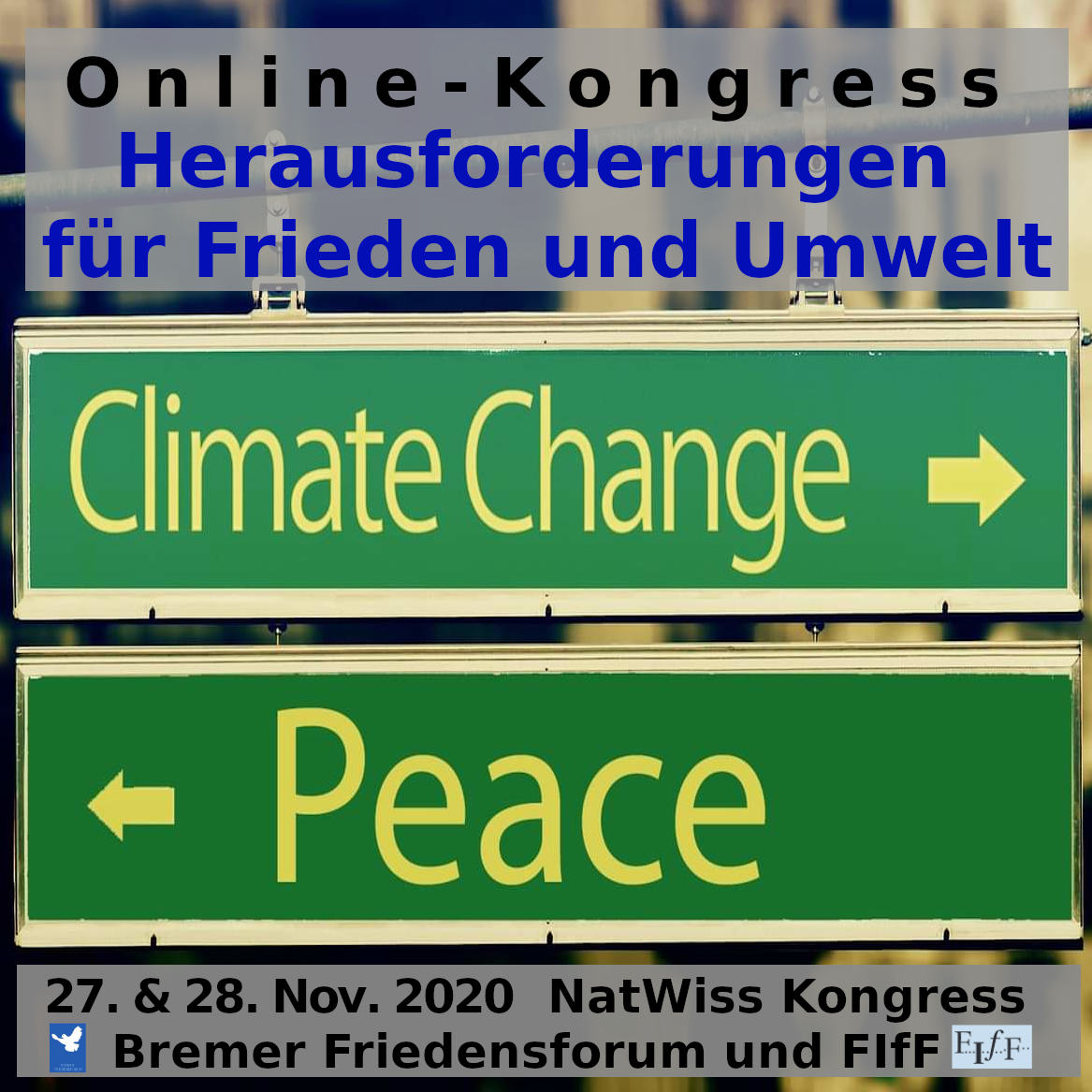 climate change peace NatWiss KOngress