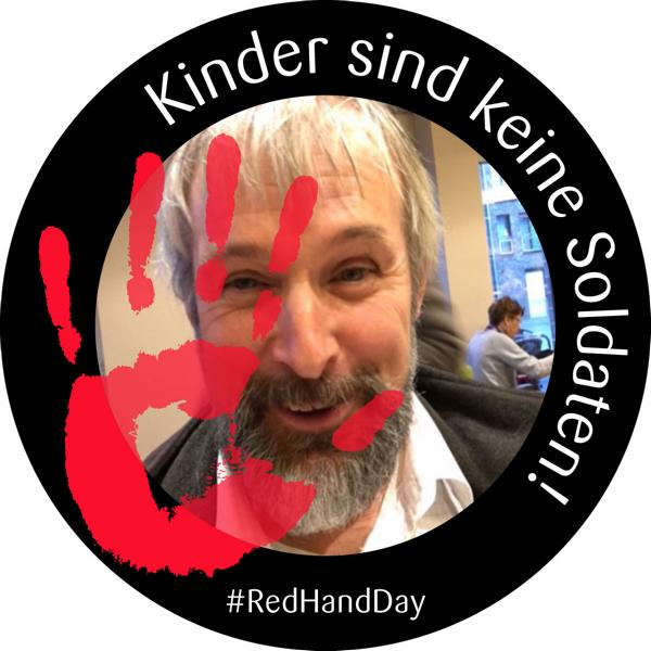 Klaus red hand day